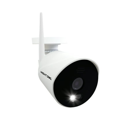 AC Powered Wi-Fi IP Indoor/Outdoor Spotlight CameraBuilt-In Motion-Activated SpotlightHuman Detection Technology