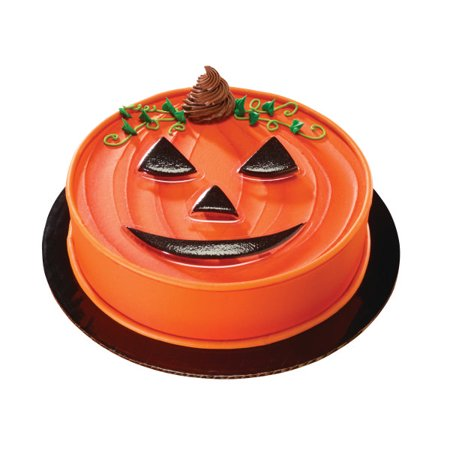 Halloween Pumpkin Face Pop Top Cake Topper - 1 Piece - 18094 - National Cake Supply](Pumpkin Themed Halloween Cake)