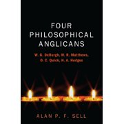 Four Philosophical Anglicans (Paperback)
