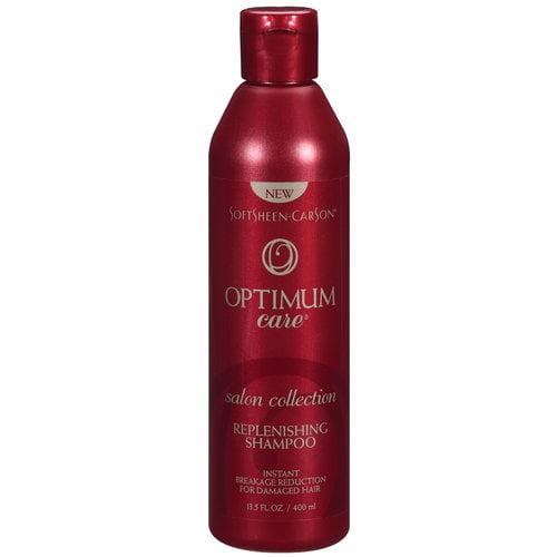 SoftSheen-Carson Optimum Salon Haircare Defy Breakage Fortifying System Hair Restore Shampoo