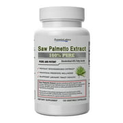 #1 Quality Saw Palmetto Extract by Superior Labs - 300mg, 120 Vegetable Caps - Made In USA, 100% Money Back Guarantee