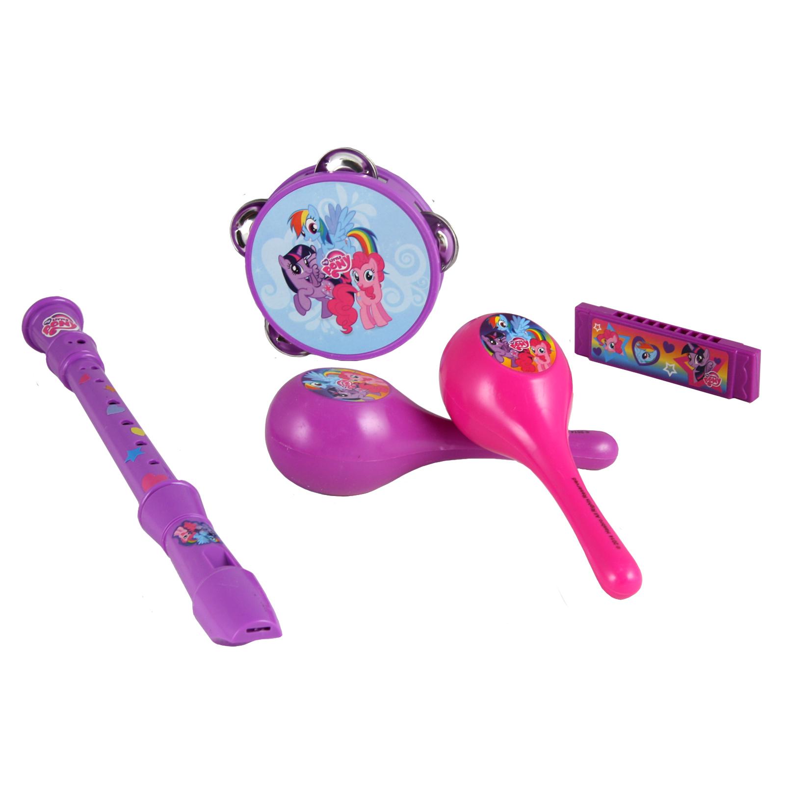 My Little Pony 5-Piece Music Kit