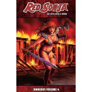 Red Sonja: She-Devil With A Sword Omnibus Vol 4 - eBook