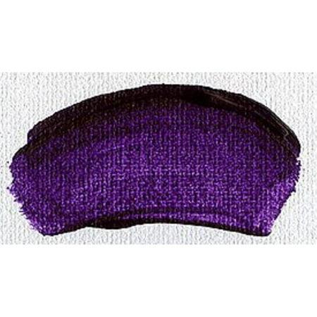 - Daler-Rowney Original System 3 Acrylics - Deep Violet - 75ml Tube