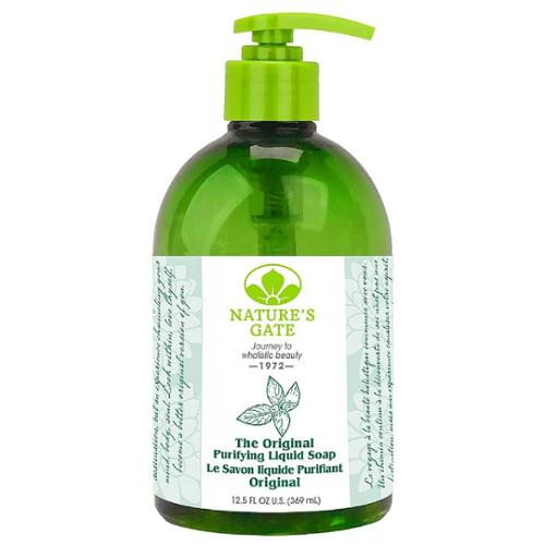 Nature's Gate Purifying Liquid Soap 12.50 oz (Pack of 6)