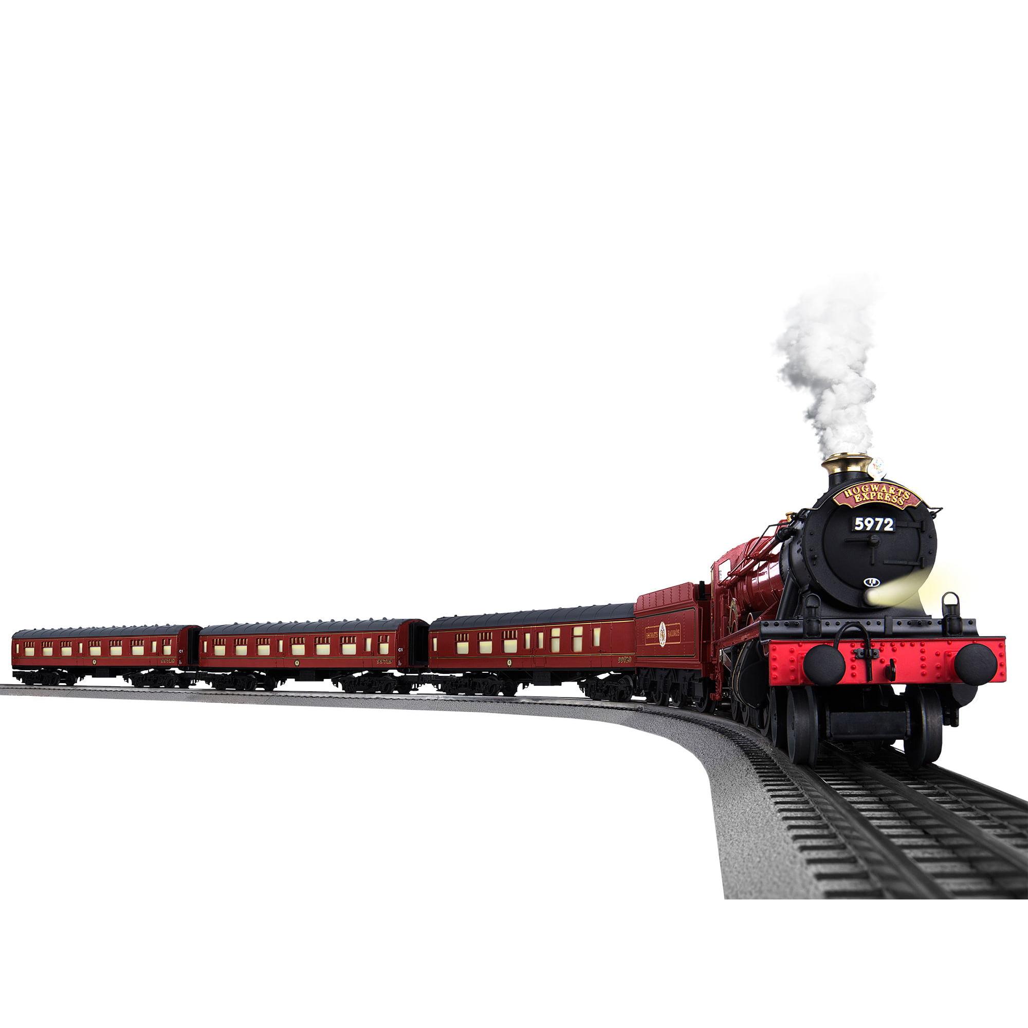 Lionel Trains Hogwarts Express Seasonal LionChief Ready to Run Train Set w BlueTooth by Lionel Trains