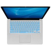 KB Covers Checkerboard Keyboard Cover for MacBook, MacBook Air 13-Inch and MacBook Pro (CB-M-Blue)
