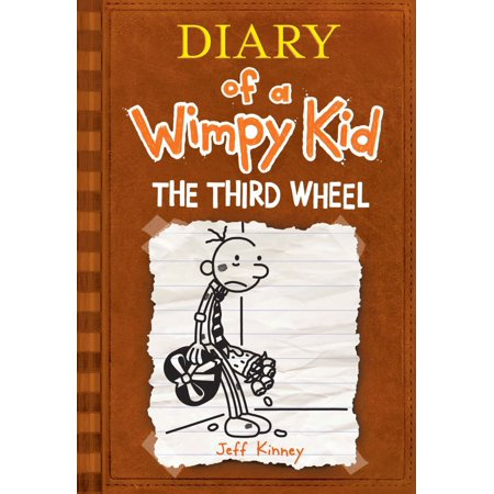 The Third Wheel (Diary of a Wimpy Kid #7) - eBook - Halloween Books For Third Graders