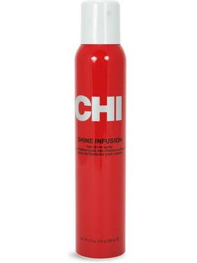 Chi Shine Infusion Hair Shine Hairspray, 5.3 Oz
