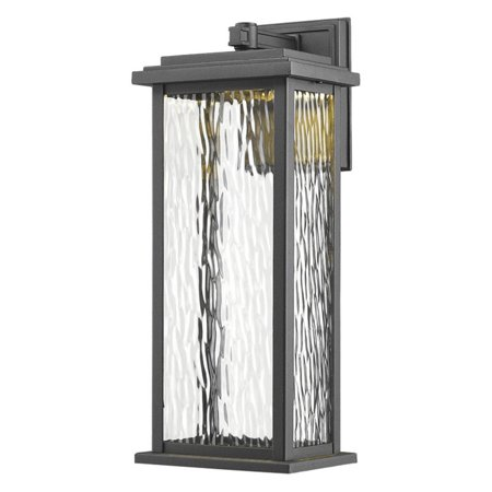 Artcraft Sussex LED AC9071 Outdoor Wall Light Enhance the look of your dcor with the Artcraft Sussex LED AC9071 Outdoor Wall Light. Constructed from cast aluminum, this wall light is available with multiple decorative finishes. With its versatile contemporary design, this distinctive light is sure to pair well with many decorative styles. Artcraft Since 1955, Artcraft Lighting has operated on the belief that beautiful lighting should be as much about the experience as the light fixtures themselves. And to create that meaningful experience, Artcraft Lighting strives to provide lighting products that are designed to meet your decor, lifestyle, and budget needs - all while ensuring top quality and impeccable customer service. With Artcraft Lighting products, you can reap the benefits of more than 60 years of lighting experience.