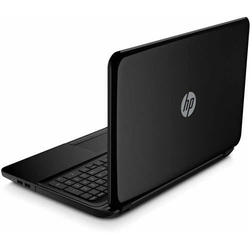 "HP Sparkling Black 15.6"" 15-d030nr Laptop PC with Intel Pentium N3510 Processor, 4GB Memory, 500GB Hard Drive and Windows 8.1"