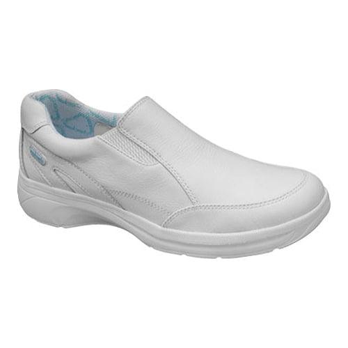 Cherokee Women's Mambo Step-In Medical Shoes WHITE 8 MEDIUM WIDTH