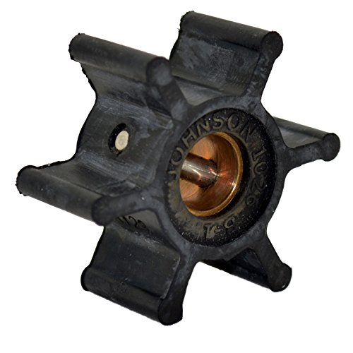 Johnson Pumps 09-1026B-1 MC 97 F4 Impeller.5-Inch - image 1 de 1