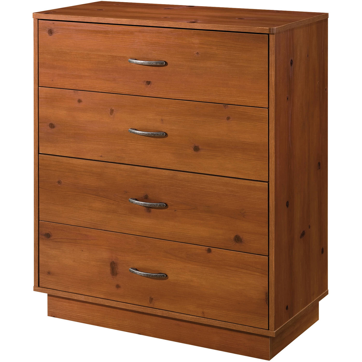 South Shore Logik 4-Drawer Chest, Multiple Finishes