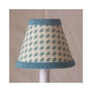 Silly Bear Lighting Humpty Dumpty Houndstooth Table Lamp Shade