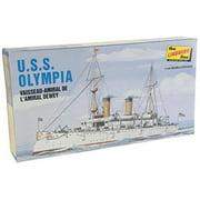 LINDBERG HL402/06 1/240 USS Olympia Multi-Colored