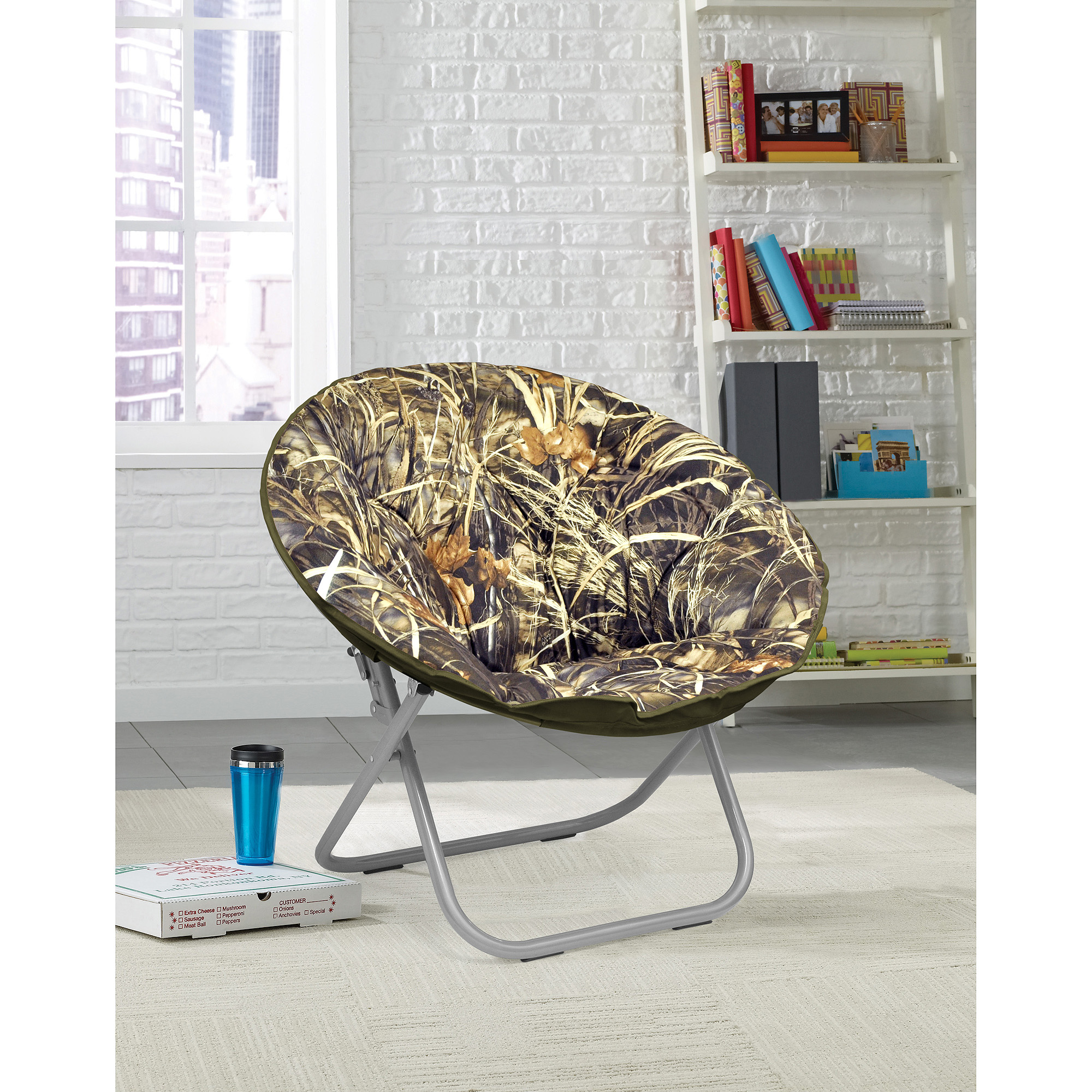 Realtree Saucer Chair   Walmart.com