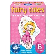 Fairy Tales 2 And 3 Piece Puzzles