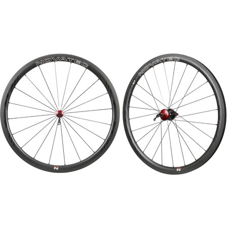 NOVATEC Road R3 Clincher Carbon Wheelset For SHIMANO SRAM CAMPY 8-11s
