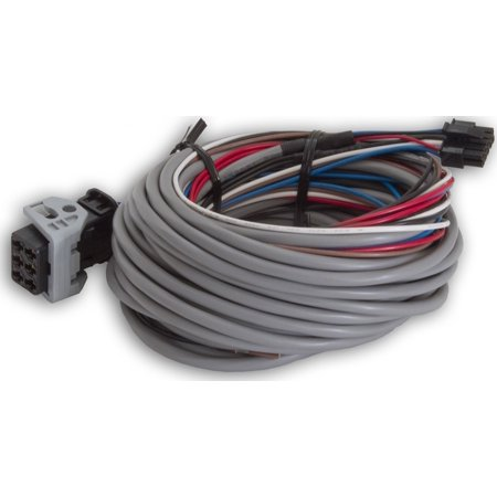 1 Air Fuel Ratio Meter (Auto Meter 5252 Auto Meter  Street & Analog Wideband Air/Fuel Ratio 25' Harness )