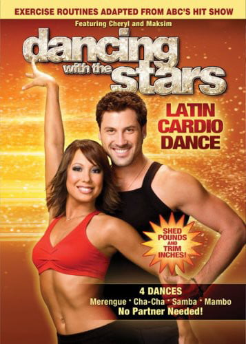 Dancing with the Stars Latin Cardio Dance [DVD] by Lions Gate Home Entertainment
