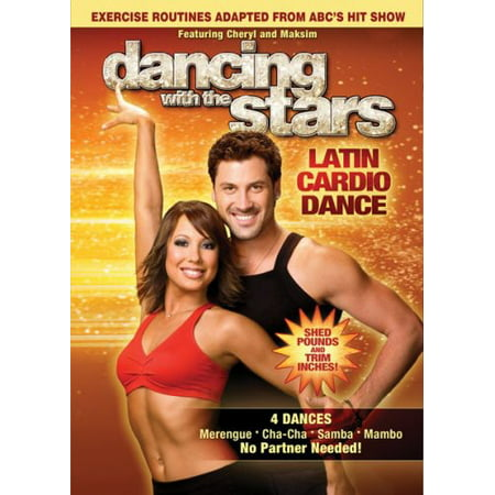 Dancing with the Stars - Latin Cardio Dance [DVD]