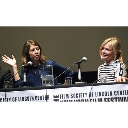 Director Sofia Coppola Kirsten Dunst At The Press Conference For Marie Antoinette Press Conference - New York Film Festival Alice Tully Hall At Lincoln Center New York Ny October 13 2006 Photo By Brad