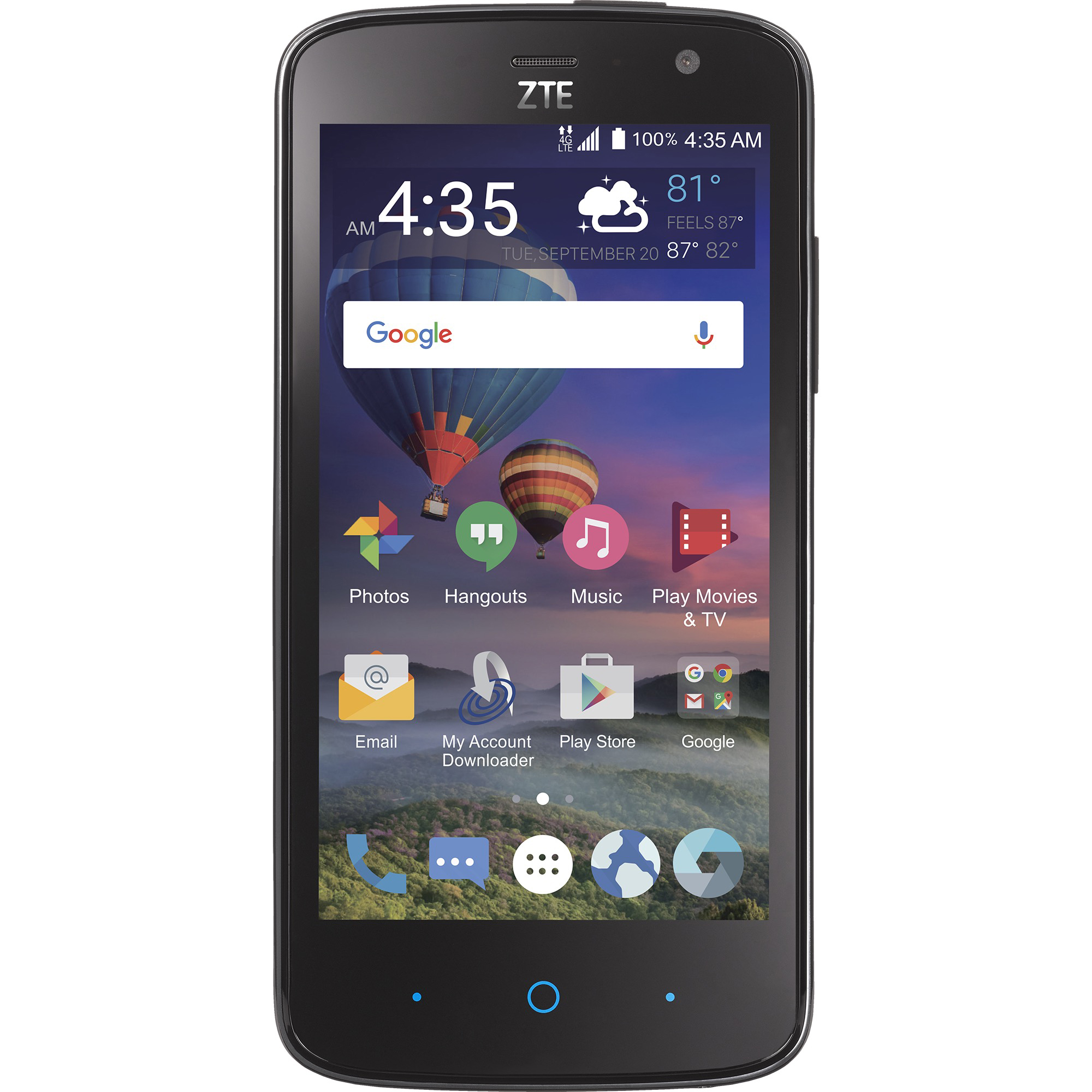 direct flights zte majesty pro battery say