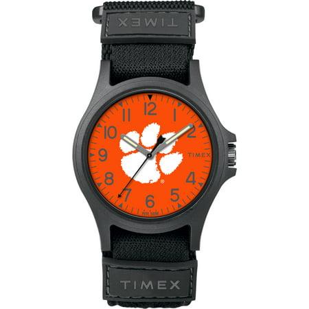 Timex - NCAA Tribute Collection Pride Men's Watch, Clemson University -