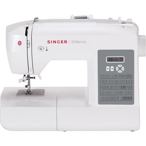 Singer 6199 Brilliance Factory Serviced 100-Stitch Sewing Machine