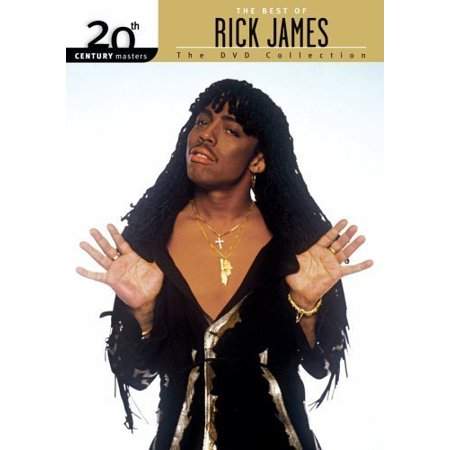 20th Century Masters: The DVD Collection - The Best Of Rick James (Music DVD) (Amaray