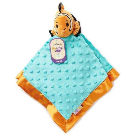 Hallmark Itty Bittys Baby Lovey Disney Nemo Plush New with Tags