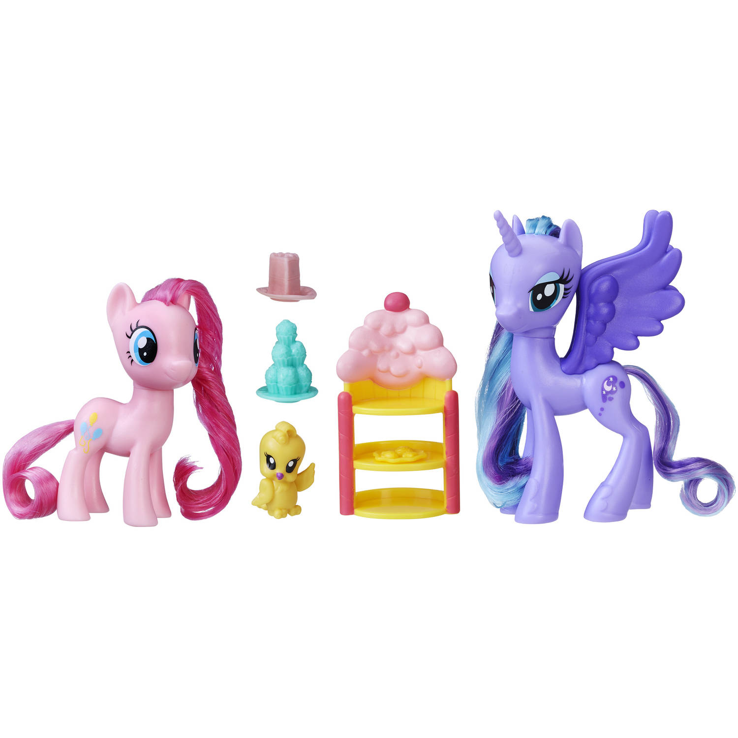My Little Pony Princess Luna & Pinkie Pie Sweet Celebration Set by Hasbro