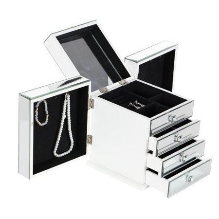 Cole And Grey Cole Grey Jewelry Box Walmartcom