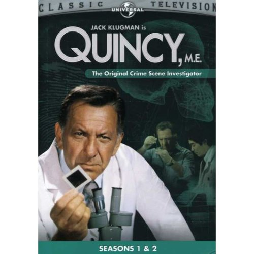 Quincy, M.E.: Seasons 1 & 2 (Full Frame)