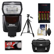 Best Flash For Nikon D7200s - Nikon SB-700 AF Speedlight Flash + Batteries/Charger + Review