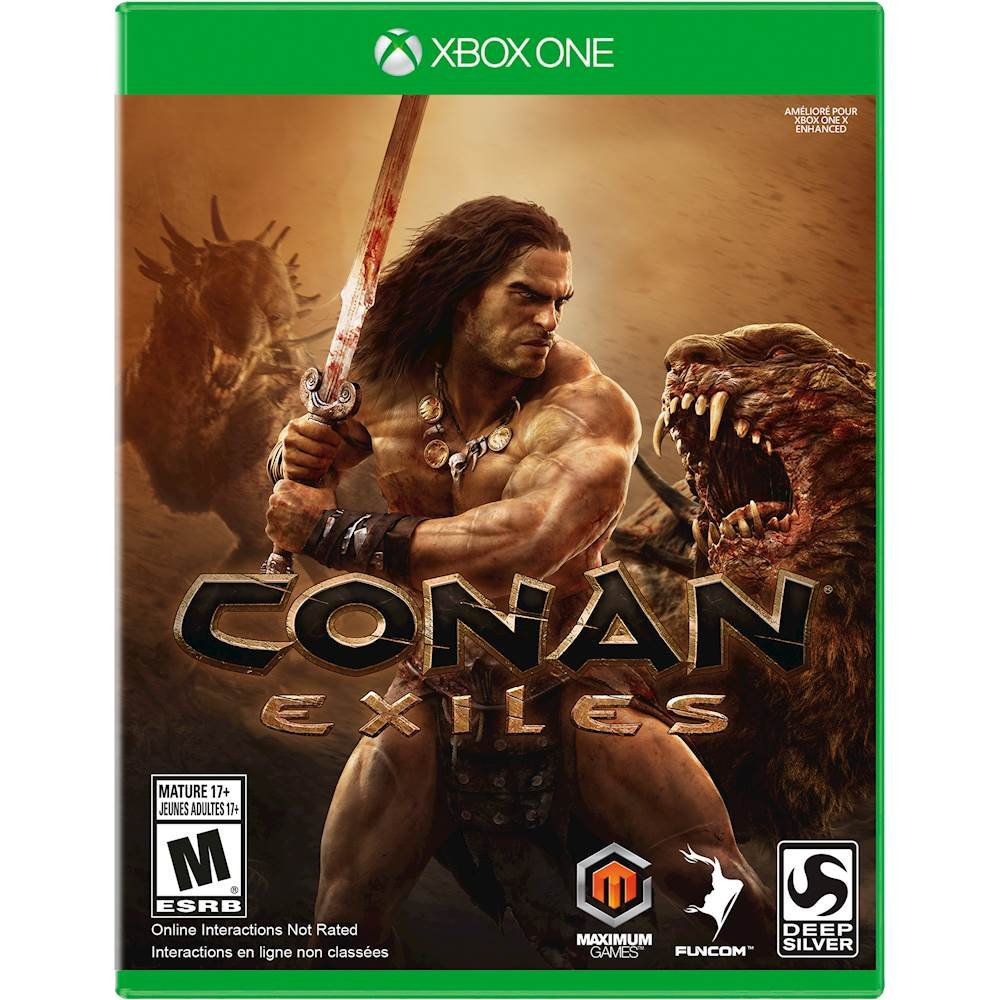 Conan: Exiles, Maximum Games, Xbox One, 816819015001