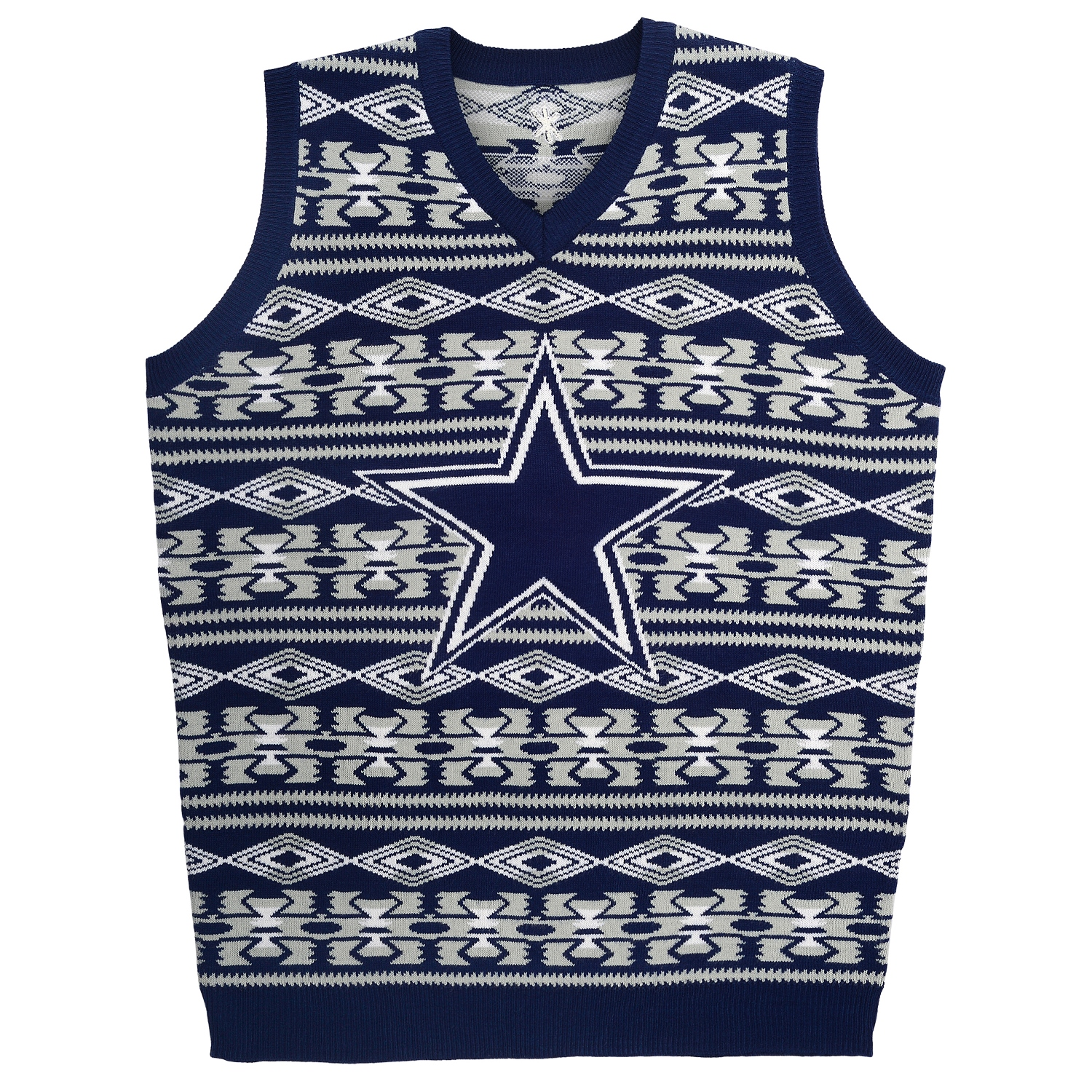0152a159ec dallas cowboys klew patches ugly ugly christmas sweaters sweater s ...