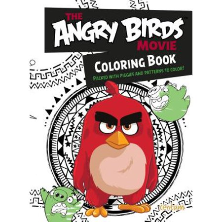 450+ Angry Birds Movie Coloring Book Free Images