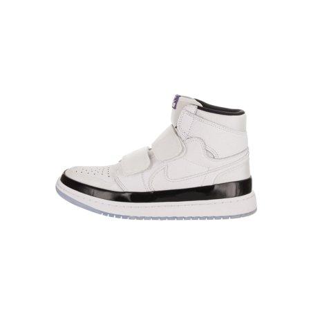 new concept 535bc 83497 Nike Jordan Men s Air Jordan 1 RE Hi Double Strp Basketball Shoe - image 1  ...