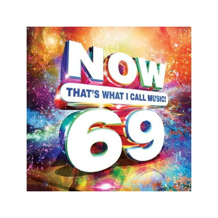 Now 69: That's What I Call Music (Various Artists) - Halloween Music Collection Cd