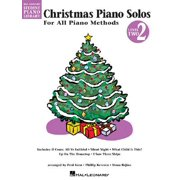 Christmas Piano Solos - Level 2 : Hal Leonard Student Piano Library