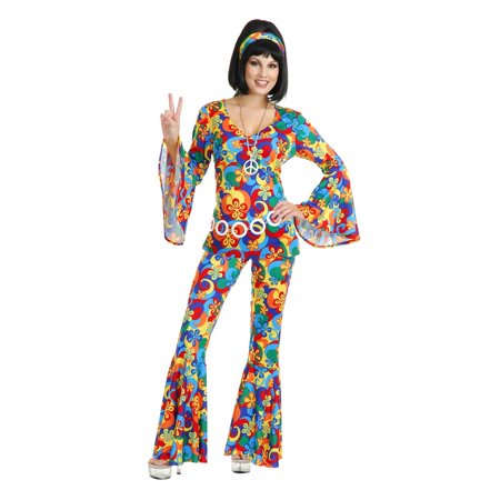Halloween Golden Gate Gal Adult Costume - Nasty Gal Halloween