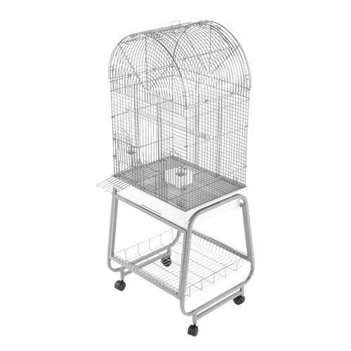 A and E Cage Co. Seneca Dometop Bird Cage by Overstock