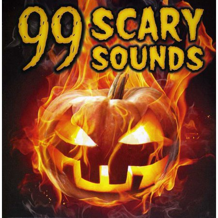99 Scary Sounds (CD)](Scary Sounds Of Halloween Mp3)