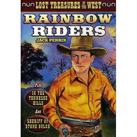 Lost Treasures of the West: Rainbow Riders (DVD)](Halloween Museum West Virginia)