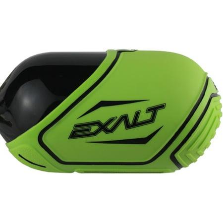 Exalt Paintball Tank Cover - Medium 68-72ci - Lime ()