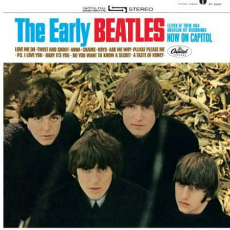 Early Beatles (CD)