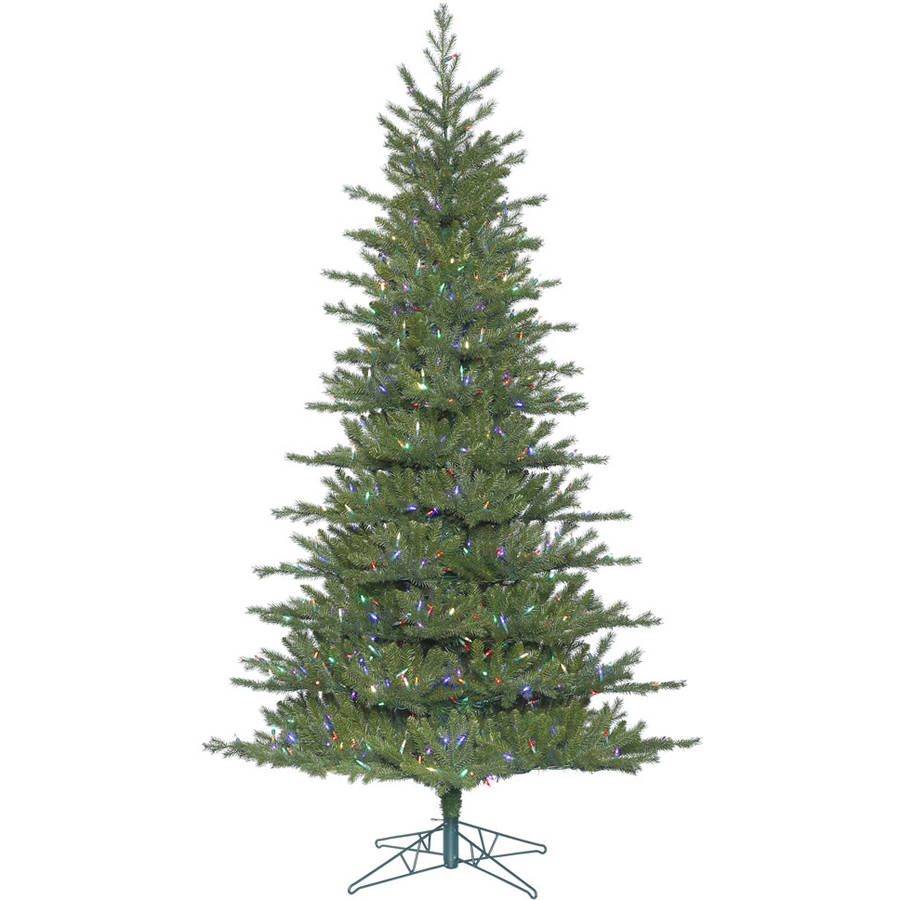 Vickerman 5.5' Eastern Frasier Fir Artificial Christmas Tree, Unlit