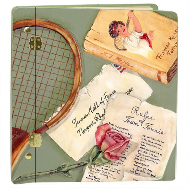 Lexington Studios 12-Album:12001 Rules of Tennis Large Album by Lexington Studios